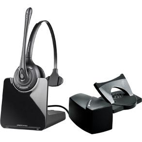 Plantronics CS510 Wireless Headset With Lifter