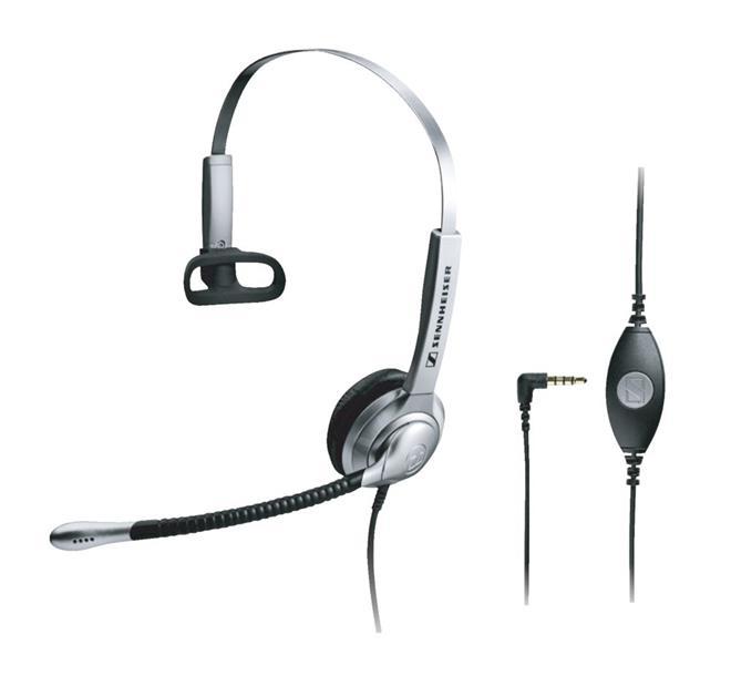 Sennheiser MB50 Corded Headset For Smart Phones