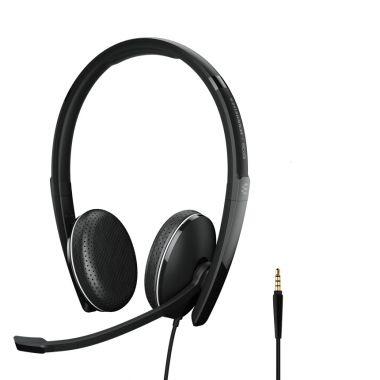 EPOS Adapt 165 II (3.5mm only) Corded Headset
