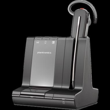 Plantronics/Poly Savi 8240 Office Convertible Wireless Headset