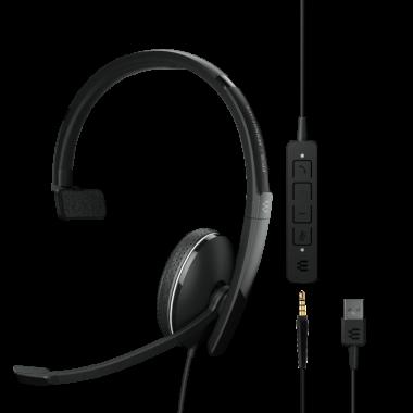 EPOS ADAPT 135 USB II Corded Headset