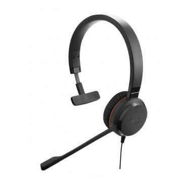 Jabra Evolve 20 UC Mono SE USB Corded Headset