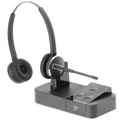 Jabra Pro 9450 Duo Wireless Headset - DISCONTINUED