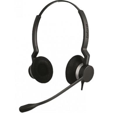 Jabra BIZ 2300 Duo Corded Headset