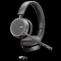 Plantronics/Poly Voyager 4220 UC Bluetooth Headset B4220 USB-A