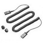 Plantronics QD To RJ45 Coil Cord M15D