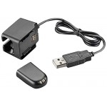 Plantronics/Poly USB Deluxe Charging Kit For W440, W740 (USB Charging Cable + Battery)