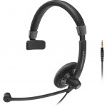 EPOS | Sennheiser SC 45 Corded Headset for Smartphones