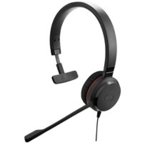 Jabra Evolve 30 UC Mono USB Corded Headset