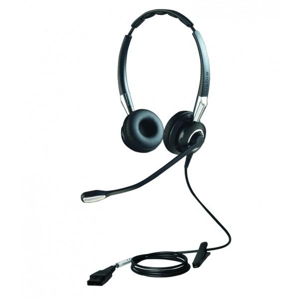 Jabra BIZ 2400 II Duo - NC Corded Headset