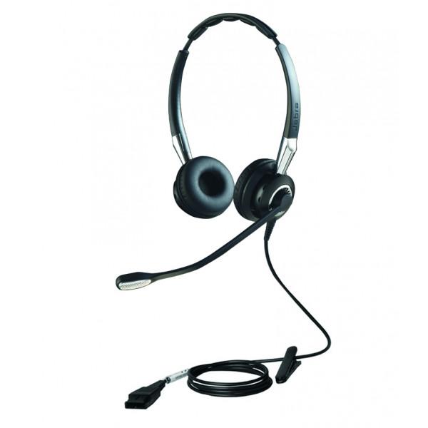 Jabra BIZ 2400 II Duo - NC - Wideband Balance Corded Headset