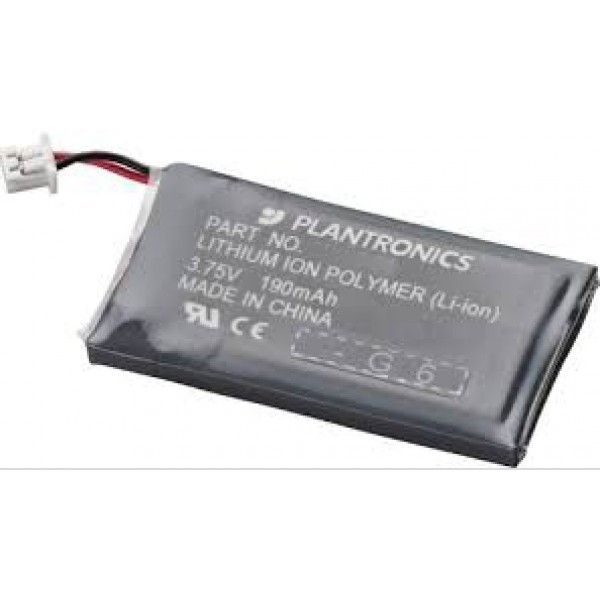 Plantronics/Poly Battery For CS510,CS520,W710,W720, W410, W420, CS351N, CS361N