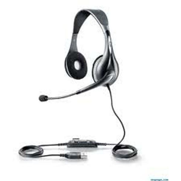 Jabra UC VOICE 150 Duo USB Corded Headset