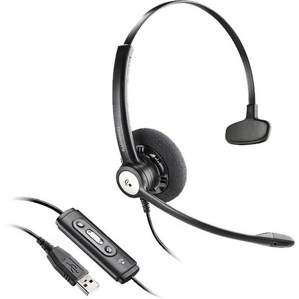 Plantronics Blackwire C610 USB Corded Headset