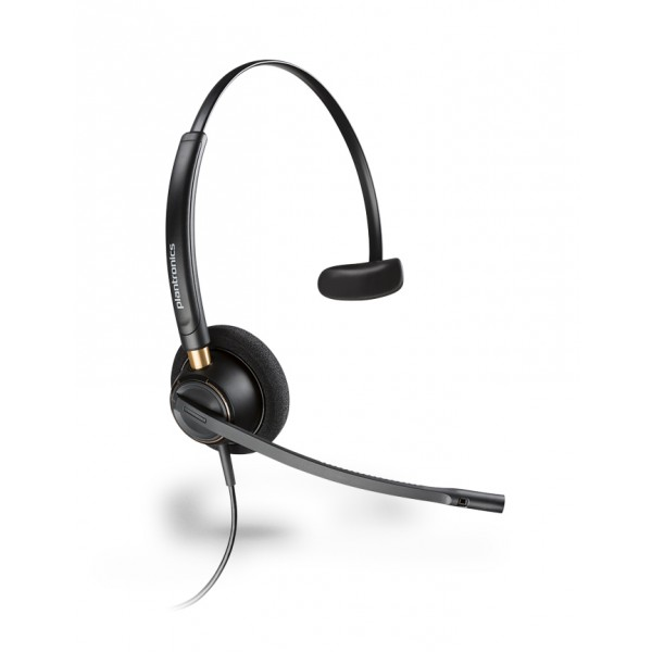 Plantronics HW510D Digital Corded Headset And DA90 Cable