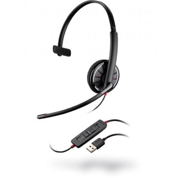 Plantronics Blackwire C310-M USB Corded Headset - Lync & Skype for Business