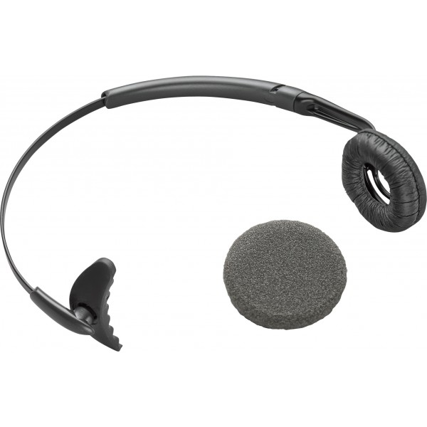 Plantronics Headband For CS60 With Leatherette Cushion