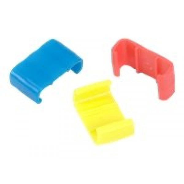 Sennheiser FC 01 Colour Clips For Personal Identification (Pack 3)