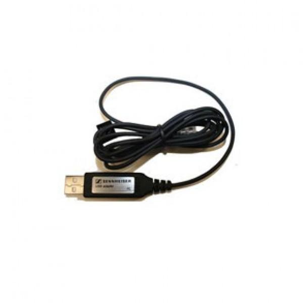 Sennheiser UUSB 7 Modular Plug RJ 9 4/4 USB Cable