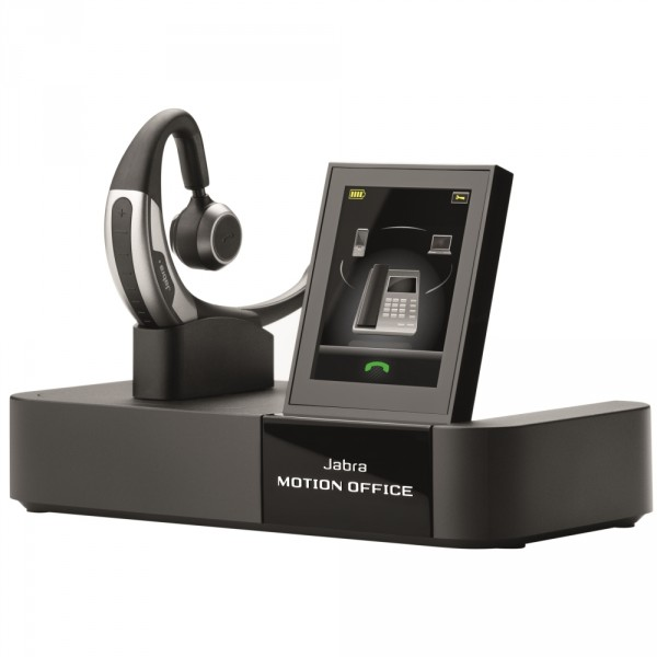 Jabra Motion Office MS Bluetooth Headset - Lync & Skype for Business