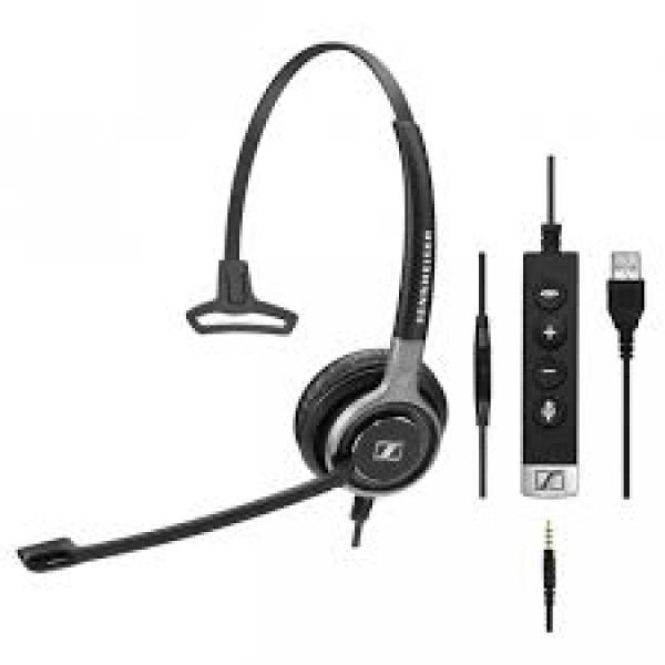 Sennheiser SC 635 USB & 3.5mm Corded Headset