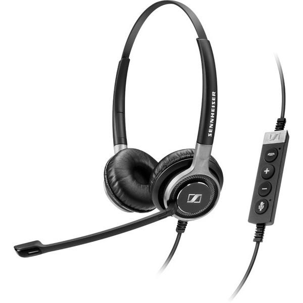 Sennheiser SC 660 USB CTRL Corded Headset