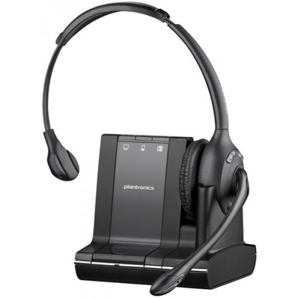 Plantronics Savi W710-M Wireless Headset - Microsoft Lync Certified