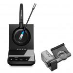 Sennheiser SDW 5015 3-in-1 Wireless Headset With HSL10 II Lifter