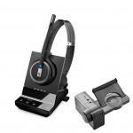 Sennheiser SDW 5066 Duo Wireless Headset With HSL10 II Lifter