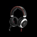 Jabra Evolve 80 UC Stereo USB & Mobile Corded Headset