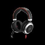 Jabra Evolve 80 UC Stereo USB-C & Mobile Corded Headset