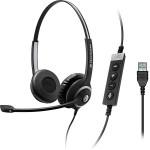 Sennheiser SC 260 USB CTRL II Corded Headset