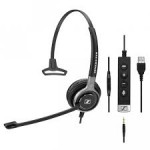 Sennheiser SC 635 Mono USB + 3.5mm Corded Headset