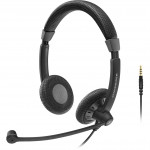 Sennheiser SC 75 Corded Headset