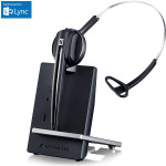 Sennheiser D10 USB Wireless Headset - Lync & Skype for Business