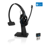 EPOS | Sennheiser MB Pro 1 UC ML Bluetooth Headset