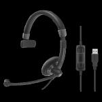 Sennheiser SC40 USB CTRL Corded Headset