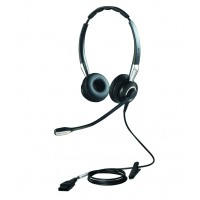 Jabra BIZ 2400 II Duo - NC - Wideband Corded Headset