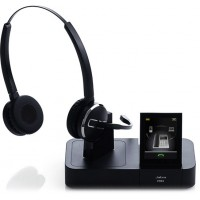 Jabra Pro 9460 Duo Wireless Headset - Lync & Skype for Business