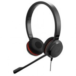 Jabra Evolve 30 UC Stereo USB Corded Headset DISCONTINUED