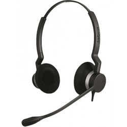 Jabra BIZ 2300 MS Duo USB Corded Headset