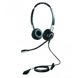 Jabra BIZ 2400 II Duo - UNC Corded Headset