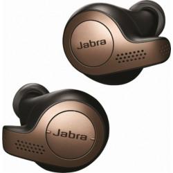 Jabra Elite 65t Bluetooth Headset - Copper Black