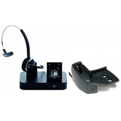 Jabra Pro 9460 Wireless Headset With GN1000 Lifter