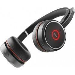Jabra Evolve 75 MS Stereo Bluetooth ANC Headset