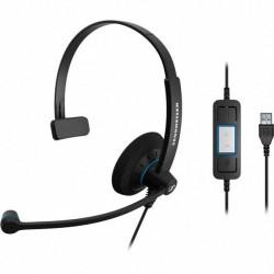 Sennheiser SC 30 USB CTRL Corded Headset