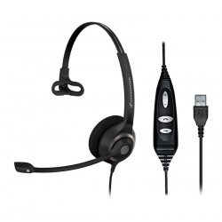 Sennheiser SC 230 USB CTRL Corded Headset DISCONTINUED