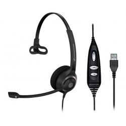 EPOS | Sennheiser SC 230 USB CTRL Corded Headset DISCONTINUED