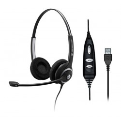Sennheiser SC 260 USB CTRL Corded Headset DISCONTINUED
