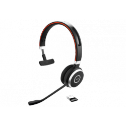 Jabra Evolve 65 UC Mono Bluetooth Headset